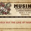 Musink 2012 Tattoo and Music Festival Band Line Up &#8211; March 2-4, OC Fair Grounds