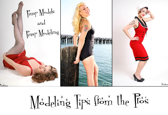 Models: Jennifer, Sandee Betty  and Heidi from Fresno
