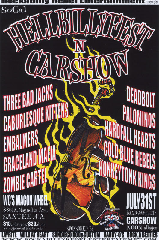 Hellbilly Fest and Car Show