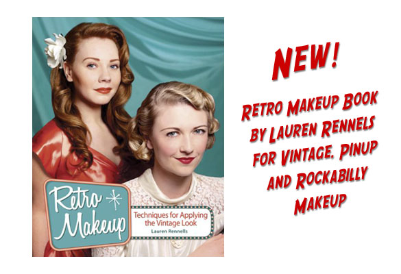 vintage pinup makeup. Pinup and Rockabilly Makeup