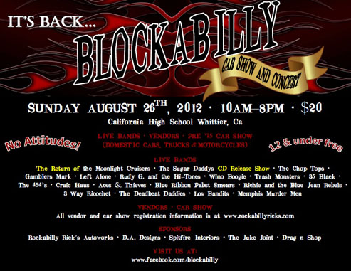 Blockabilly Car Show