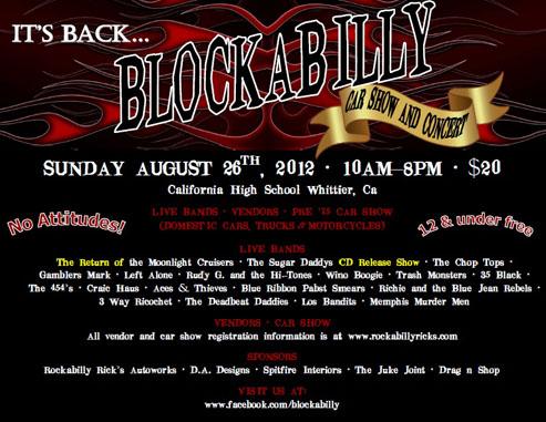 Blockabilly Car Show