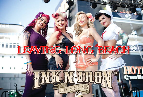 Ink-N-Iron Leaves Long Beach