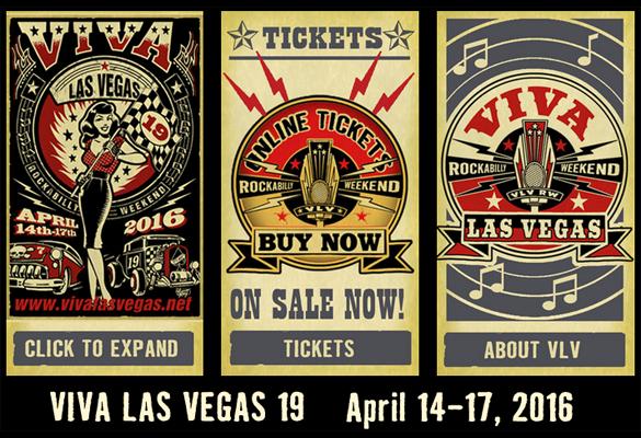 Viva Las Vegas 2016