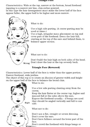 1940\'s Pinup Hairstyles Book