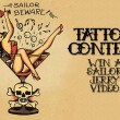 "Rockabilly Tattoo Contest – Win the Sailor Jerry Video ""Hori Smoku"""