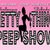 The Pretty Things Peepshow & Vintage Vaudeville Extravaganza