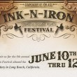 Ink-N-Iron 2011 Band Lineup and Schedule
