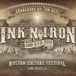 Ink-N-Iron 2014 Band LIneup