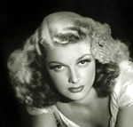 Ann Sheridan - typical 40-50's look