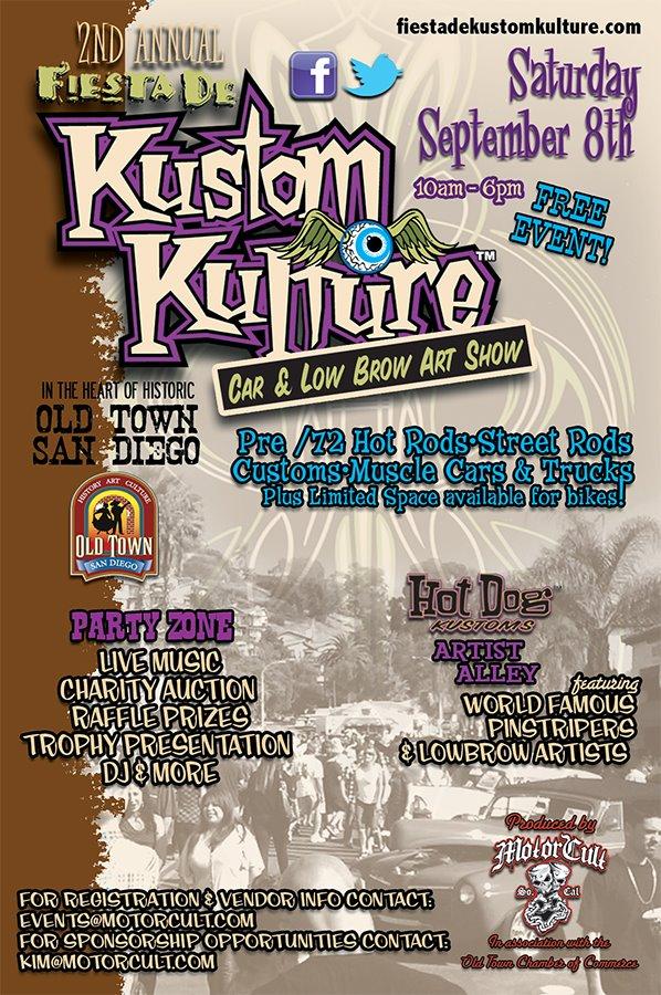 Fiesta De Kustom Kulture